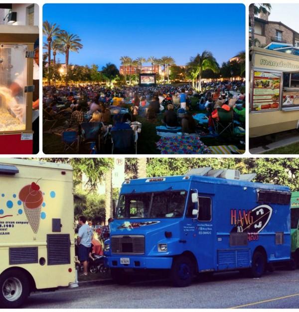Food Trucks Playa Vista