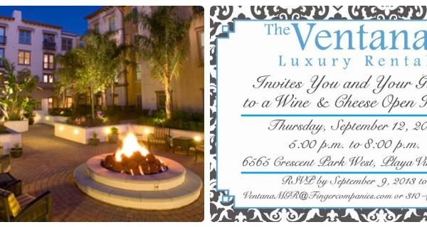 The Ventana Archives | Playa Vista