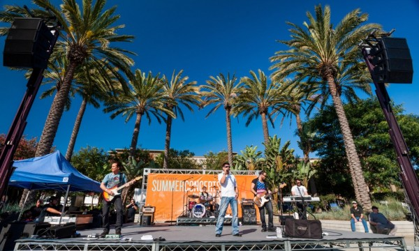 Concerts in the Park: DSB