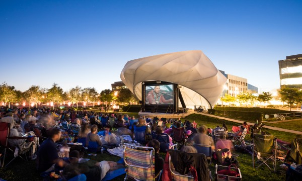Movies in the Park: Guardians of the Galaxy