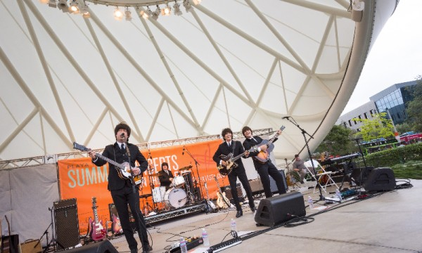 Concerts in the Park: Beatles vs Stones