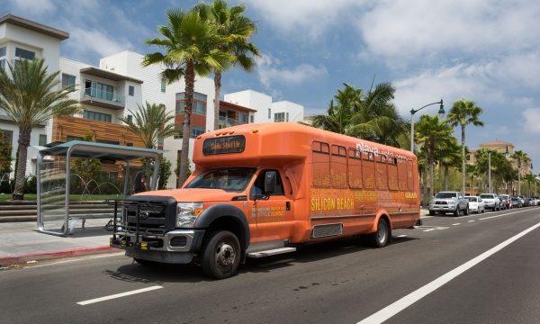 Playa Vista Daily & Beach Shuttles