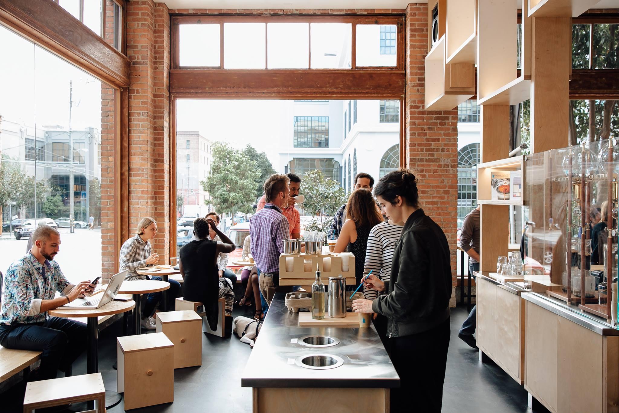 Cafe X San Francisco