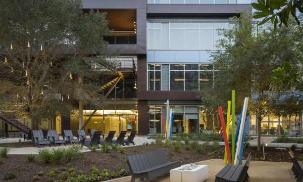 Bloomberg News talks expansion in Playa Vista