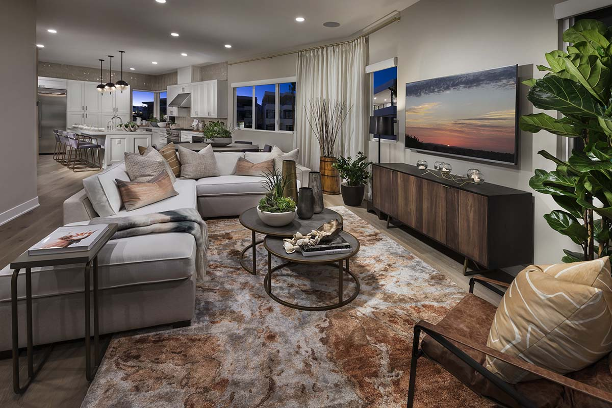 7e0f3c381dd Homes in Los Angeles | The Collection at Playa Vista