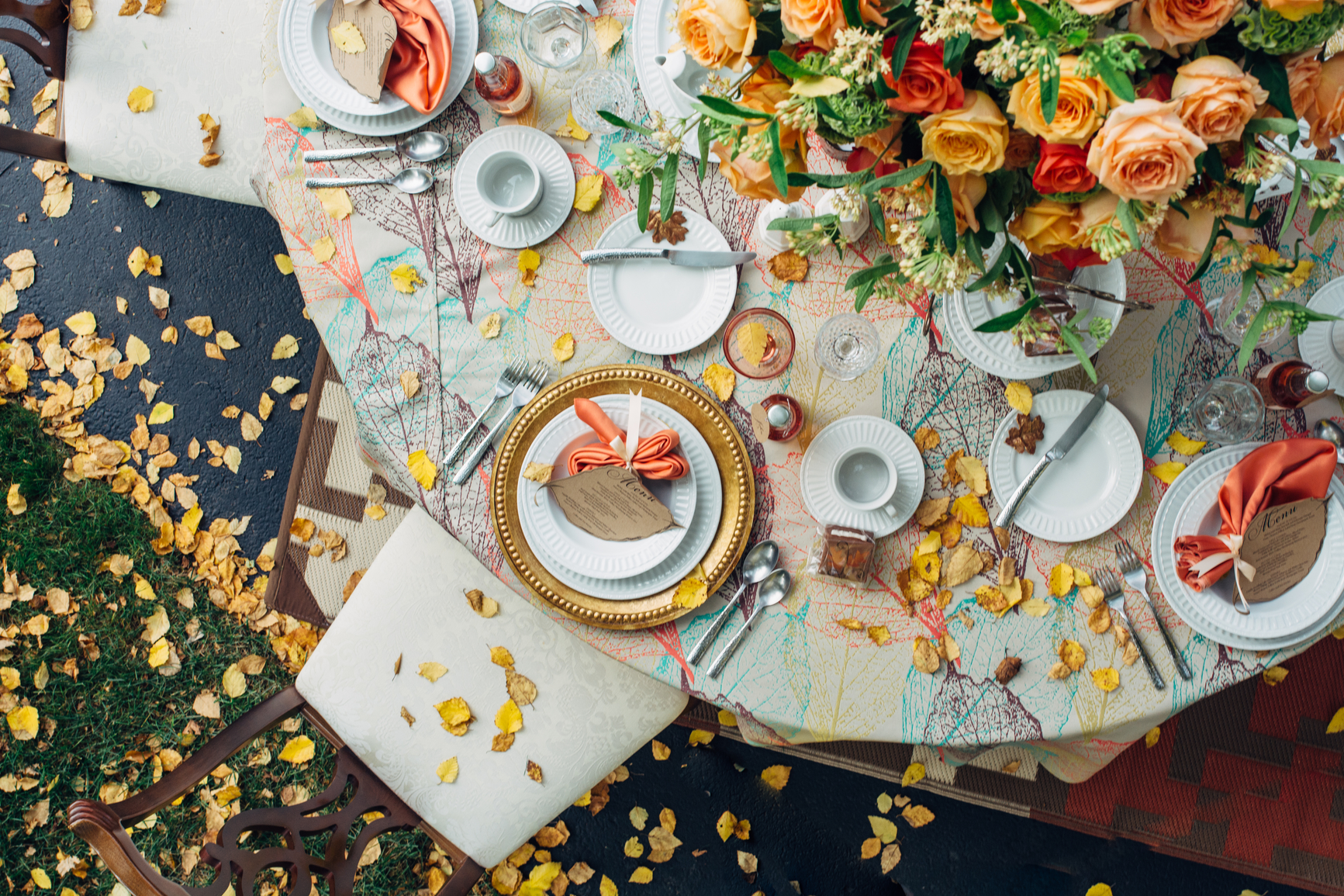 Recipes And Decor To Be Thankful For Playa Vista