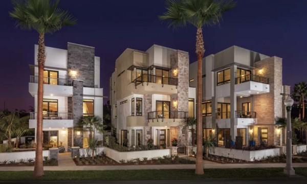 Asher at Playa Vista by KB Home
