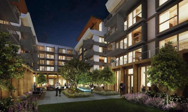 Fountainview at Gonda Westside at Playa Vista by Los Angeles Jewish Home