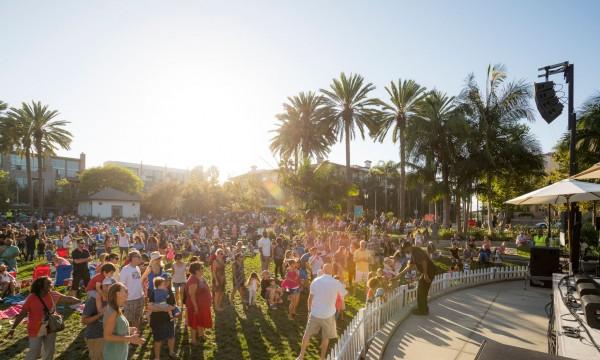 Concerts in the Park: De Bois All-Stars