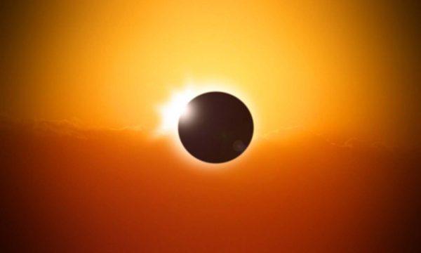 Solar Eclipse in Playa Vista
