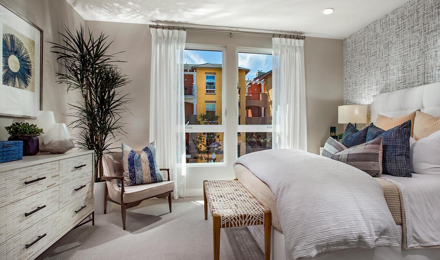 Seabluff at Playa Vista bedroom