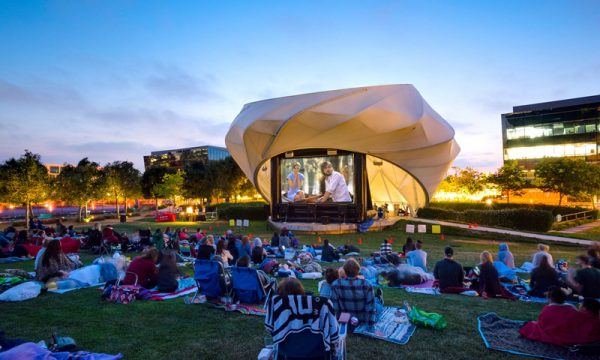 Movies in the Park: The Notebook