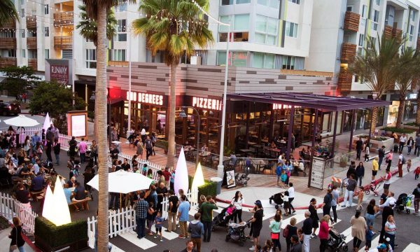 February Fun in Playa Vista