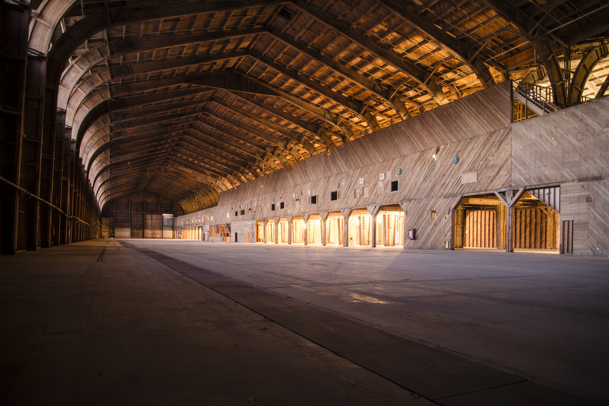 Google Moves to Spruce Goose