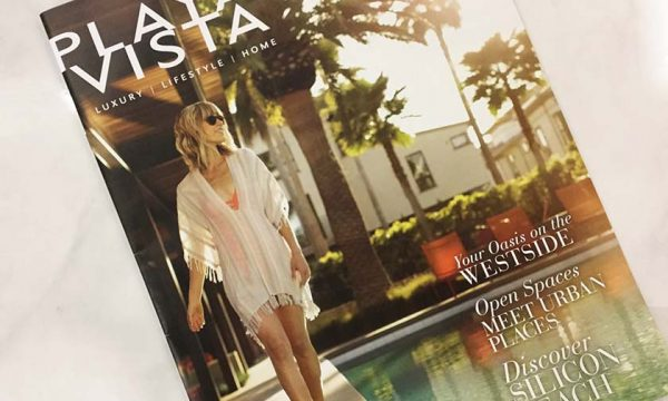Take a Look at Playa Vista Magazine