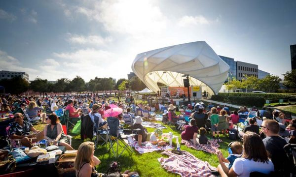 Concerts in the Park: No Duh