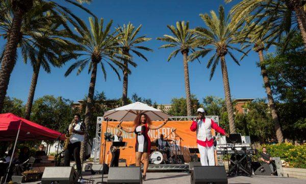 Concerts in the Park: Full Spectrum