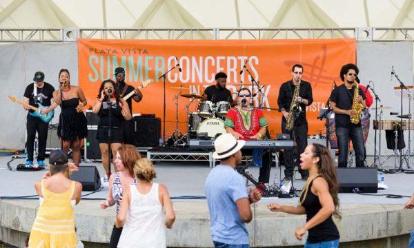 Concerts in the Park: Natural Wonder