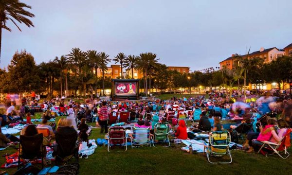 Movies in the Park: Sing