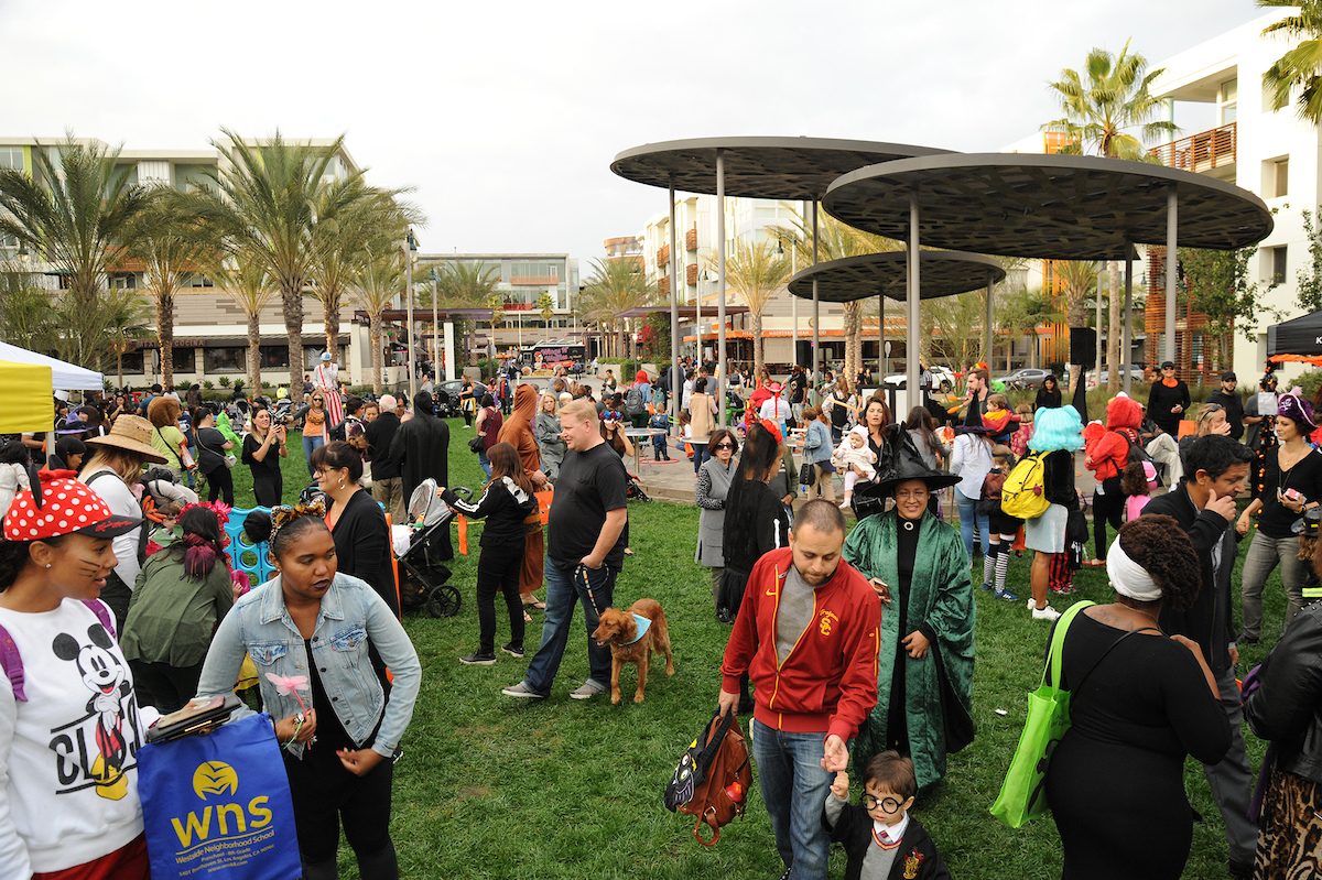 Playa Vista October Events