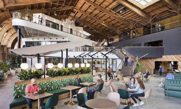 Curbed LA: Take a Look Inside Google's New Space