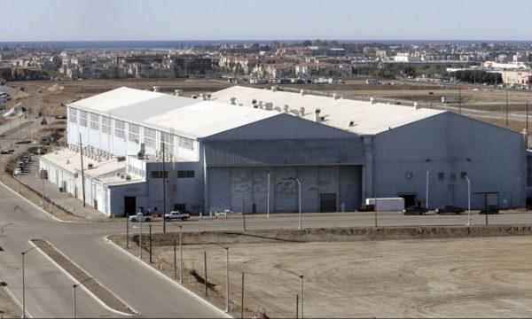 LA Times: Google Transforming Spruce Goose Hangar in Playa Vista