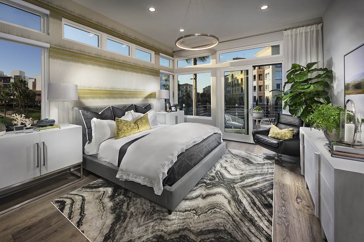 The Collection Master Bedroom