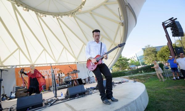Concerts in the Park: Fleetwood Heart