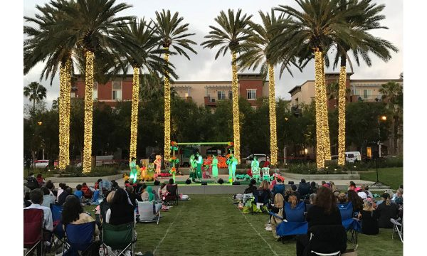 Shakespeare at the Park: A Midsummer Night's Dream