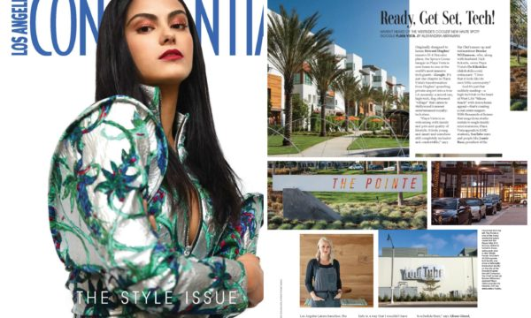 LA CONFIDENTIAL Features Playa Vista