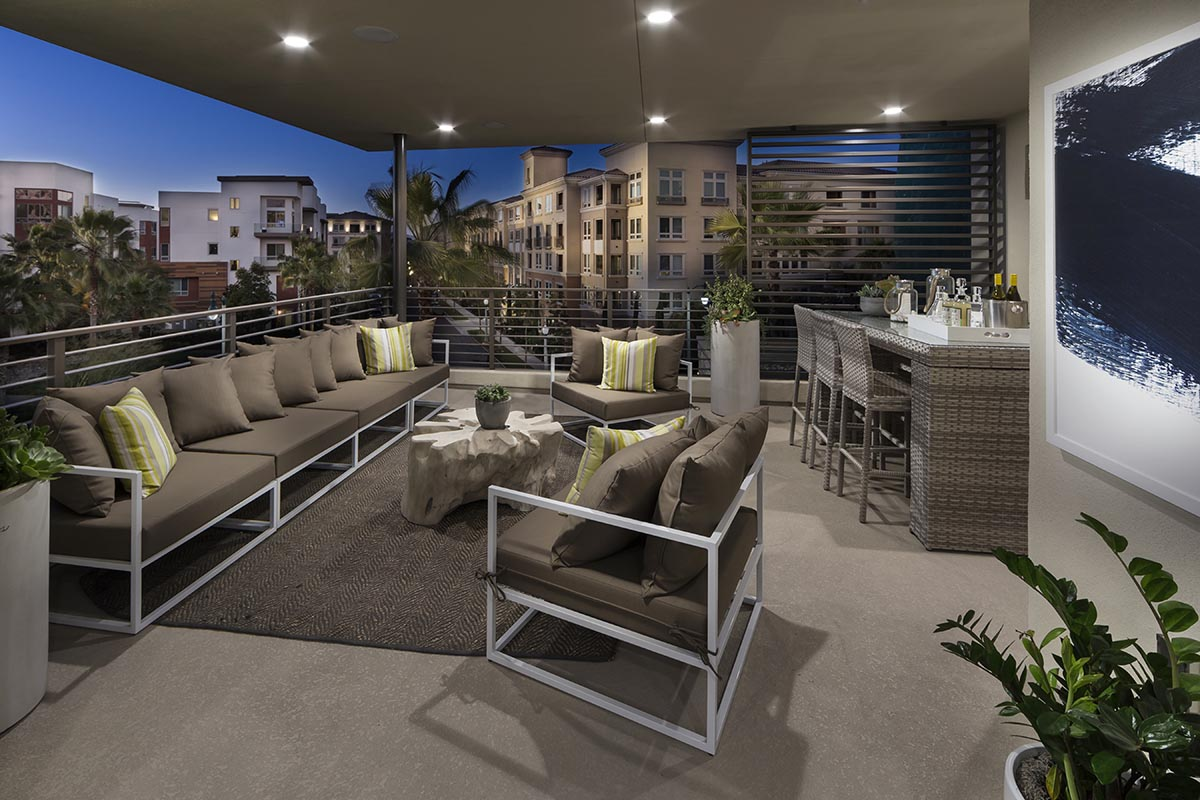 Luxury Home in Playa Vista with Outdoor Deck
