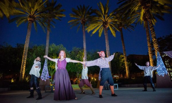 Shakespeare in the Park: As You Like It