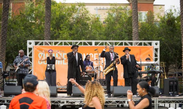 Concerts in the Park: Blue Breeze