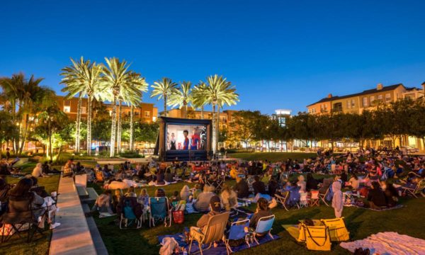 Movies in the Park: Spider-Man: Into the Spider-Verse