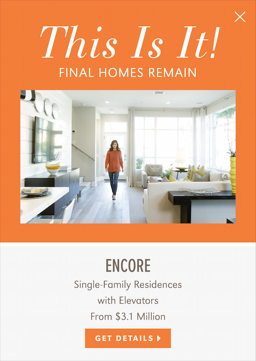 This is it! Final Homes Remain. Encore